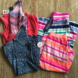 Other - NWT 10-12 Girls - 2 Dresses & 2 Skirts